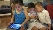 Tuổi nào trẻ được dùng smartphone?