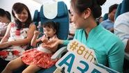 Airbus A350 của VNA khai thác hơn 8000 chuyến bay an toàn
