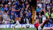 Trực tuyến Chelsea - Arsenal: 0-0 (hiệp 1)