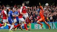 Clip tình huống đáng chú ý trận Chelsea hòa Arsenal 0-0