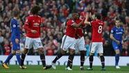 Trực tuyến M.U - Everton 1-0: Valencia mở tỉ số (hiệp 1)