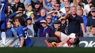 Chelsea lại đau đầu vì thẻ đỏ