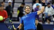 Điểm tin tối 13-10: Nadal vất vả vào bán kết Thượng Hải Masters