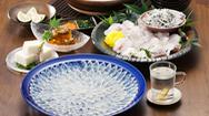Thịt cá nóc: Món ăn xa xỉ của Nhật Bản