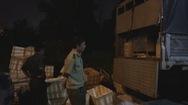 Bắt xe tải chở gần 3 tấn thịt chim cút không giấy kiểm dịch