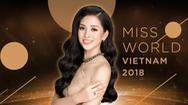 Giải trí 24h: Độc quyền - Hoa hậu Trần Tiểu Vy bật mí trước ngày đi thi Miss World 2018