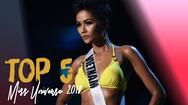H'Hen Niê xuất sắc lọt Top 5 Miss Universe 2018