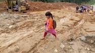 Khắc phục  điểm sạt lở núi gây chia cắt 150 hộ dân miền núi