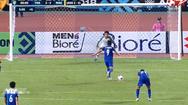Cú đá penalty hỏng khiến Thái Lan mất vé vào chung kết