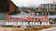 Tin nóng 24G ngày 6-12: Thắng cảnh đầm Lăng Cô đang bị bê tông hóa