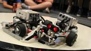 Robot Sumo: Cuộc chiến chớp nhoáng của những con robot