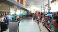 Sân bay Tân Sơn Nhất bắt đầu vào cao điểm phục vụ hành khách