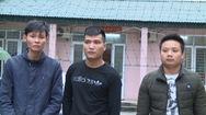 Bắt giữ 4 nghi phạm tấn công người đi đường để cướp tài sản