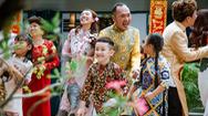 Thu Trang,Tiến Luật 'khai pháo' 2019 với phần 2 'Tết đến rồi, về nhà thôi'