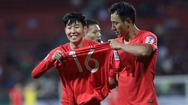 Hàn Quốc 2-1 Bahrain: Hàn Quốc chật vật vào tứ kết Asian Cup