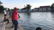 Cảnh sát hình sự mời chủ hồ câu cá ăn thua bằng tiền làm việc