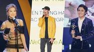 """Giải trí 24h: Đen Vâu, Hoàng Yến Chibi, Huỳnh Lập nhận """"cú đúp"""" tại các lễ trao giải"""
