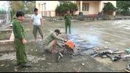 Công an Lâm Đồng tiêu hủy gần 100 khẩu súng tự chế