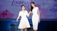 Á hậu Hoàng Thùy tổ chức show diễn cho bệnh nhânung thư