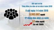 TP.HCM trở thành TP đông dân nhất cả nước
