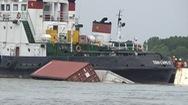 Bộ trưởng Nguyễn Văn Thể chỉ đạo khắc phục vụ chìm tàu chở 285 container
