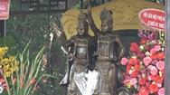 Ra mắt tượng Hai Bà Trưng nhân ngày Phụ nữ Việt Nam