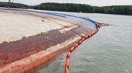 Hàng hóa trong tàu container chìm ở Cần Giờ chứa gì ?