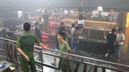 Đột kích quán Bar ở Bình Phước, phát hiện nhiều khách dương tính với ma tuý