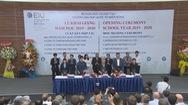 775 tân sinh viên gia nhập Đại học Quốc tế Miền Đông