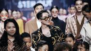 Sơn Tùng M-TP lần đầu xuất hiện trong show thời trang IVY Moda