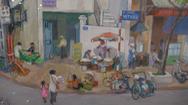 Ngắm nhìn Việt Nam qua góc nhìn của các họa sĩ thủ đô