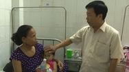Nhiều trẻ em mắc bệnh giống nhau phải nhập viện điều trị