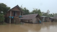 Hơn 300 ngôi nhà bị ngập nước do bão số 6 ở Đắk Lắk