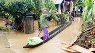 Hơn 2.600 héc ta cây trồng bị thiệt hại nặng do hoàn lưu bão số 6