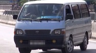 Phút cảnh báo: Dàn cảnh trộm tài sản người quá giang ô tô