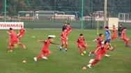 Tuyển Việt Nam luyện tập với đội hình đầy đủ trước thềm trận đấu với UAE