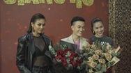 Tăng Thanh Hà, Thanh Hằng chúc mừng Lương Mạnh Hải ra mắt phim đầu tay