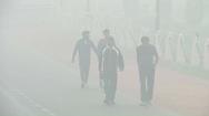 Ô nhiễm không khí kỷ lục tại thủ đô Delhi của Ấn Độ
