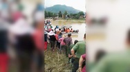 3 người bị lũ cuốn trôi khi đi bắt rắn, 1 người mất tích