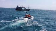 Cứu kịp thời ngư dân bị đứt lìa cánh tay