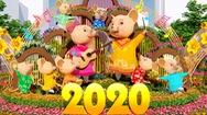 Đường hoa Nguyễn Huệ 2020 ở TP.HCM sẽ có gần 130 linh vật