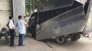 Thanh niên trộm xe tải gây tai nạn liên hoàn trên đường bỏ chạy