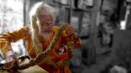 Góc nhìn trưa nay | Gặp 'dị nhân tóc rồng' hơn 70 năm không cắt tóc