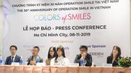 Thành Long không tham gia các hoạt động Operation Smile tại Việt Nam