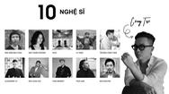 """Giải trí 24h: NTK Nguyễn Công Trí hợp tác cùng 10 nghệ sĩ trong """"Cục im lặng"""""""