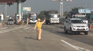 Hơn 300 trường hợp chạy quá tốc độ trên cao tốc Trung Lương - TP.HCM