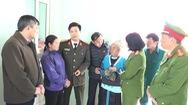 Trao nhà tình nghĩa cho thân nhân liệt sĩ Thao Văn Súa ở huyện Mường Lát