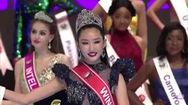 Giải trí 24h: Đại diện Việt Nam đăng quang Hoa hậu Sinh viên Quốc tế 2019