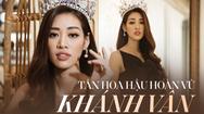 Giải trí 24h: Hoa hậu Khánh Vân chia sẻ mối duyên với nghiệp diễn xuất
