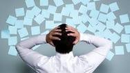 Tình trạng stress và mất ngủ của giới văn phòng và hướng cải thiện